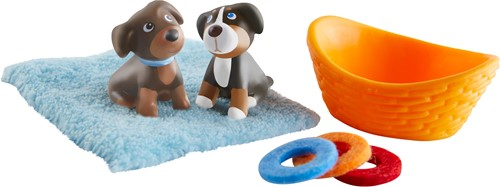 HABA Little Friends - Hundewelpen