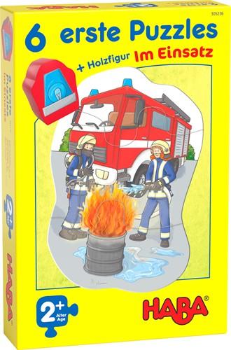 HABA 6 erste Puzzles - Im Einsatz