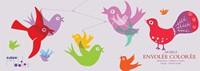 Djeco babymobiel Vlinders-3
