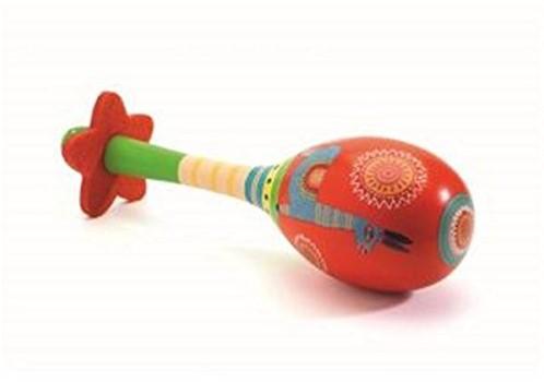 Djeco houten muziekinstrument Maracas