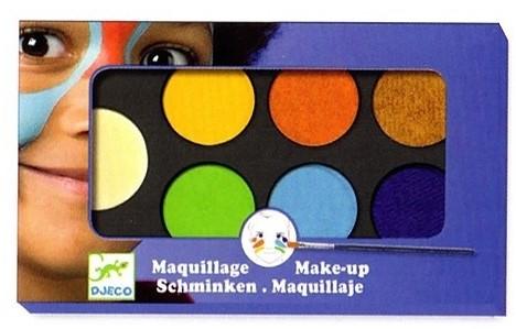 Djeco Schminkset Nature - 6 kleuren
