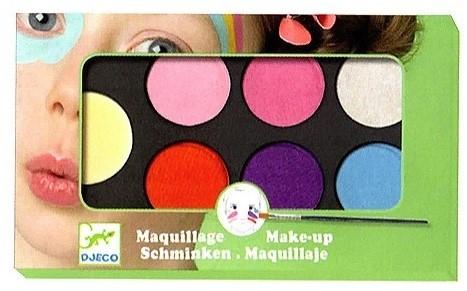 Djeco Schminkset Sweet - 6 kleuren