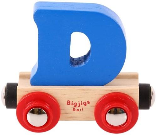 Bigjigs Rail Name Letter D (6)