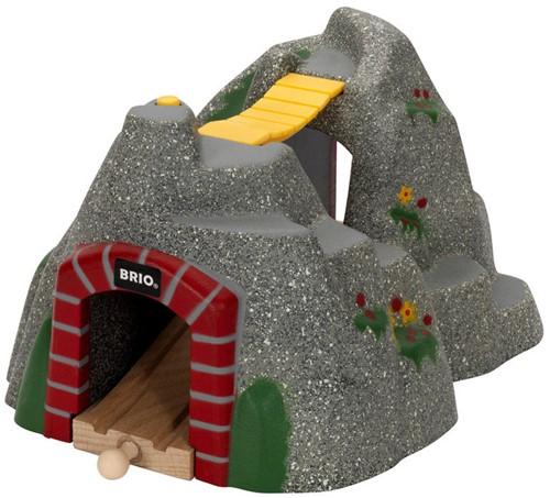 Brio Holz Eisenbahn Zubehör  Magischer Tunnel 33481