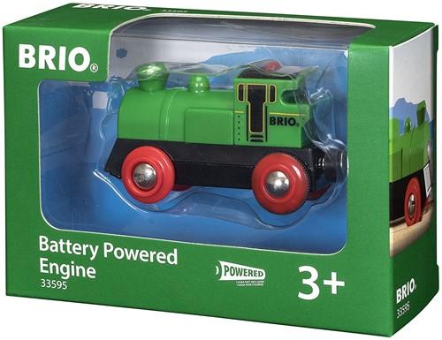 Brio Holz Eisenbahn Speedy Green 33595-2