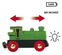 Brio Holz Eisenbahn Speedy Green 33595-3