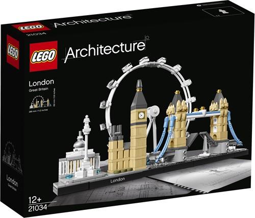 LEGO Architecture London Set 21034