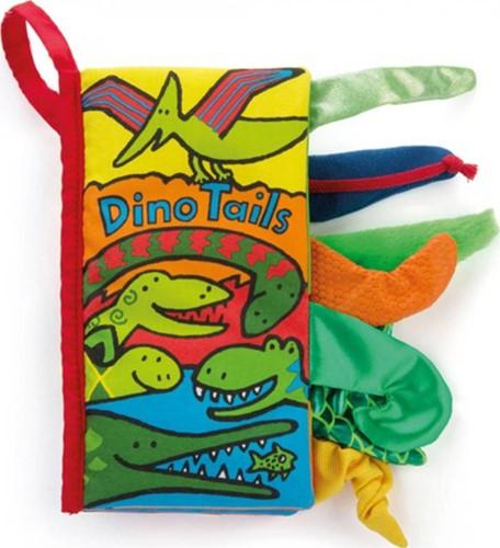 Jellycat Tails Dino Buch - 21cm