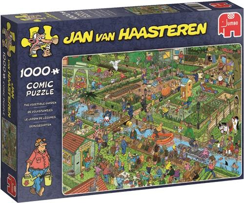Jan van Haasteren Gemüsegarten 1000 Teile