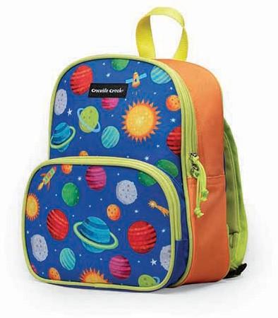 Crocodile Creek Junior Backpack\Space