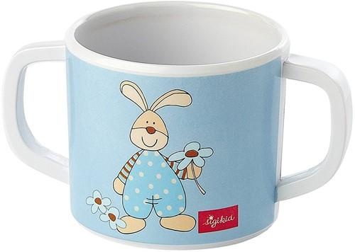 sigikid Melamin Tasse, Semmel Bunny