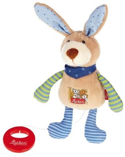 sigikid Mini-Spieluhr Hase