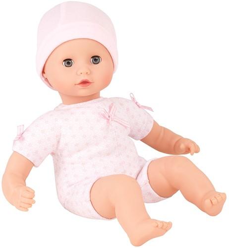 Götz Muffin to Dress, meisje, zonder haar, slaapogen, 33 cm