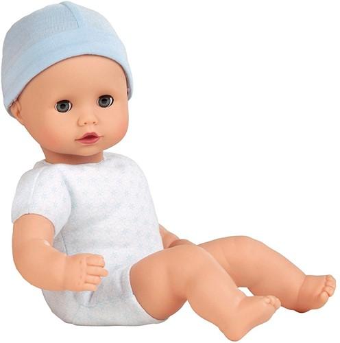 Götz Muffin to Dress, jongen, zonder haar, slaapogen, 33 cm