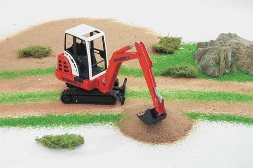 BRUDER Schaeff HR16 Mini excavator Spielzeugfahrzeug