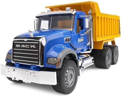 BRUDER MACK Granite Tip up truck Spielzeugfahrzeug
