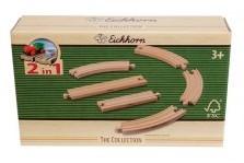 Eichhorn - Ergänzungsset Schienen (10-tlg)