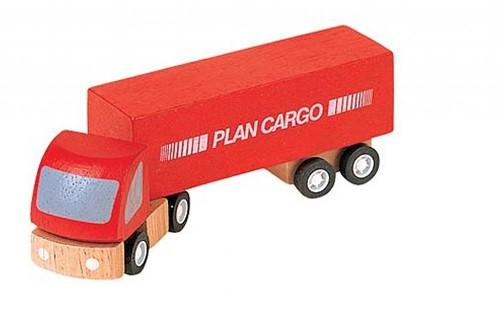 PlanToys Cargo Truck Spielzeugfahrzeug