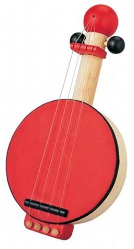 Plan Toys Holz Musikinstrument Banjo