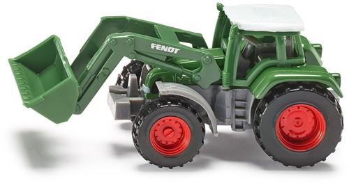 Siku Fendt traktor met voorlader 1039