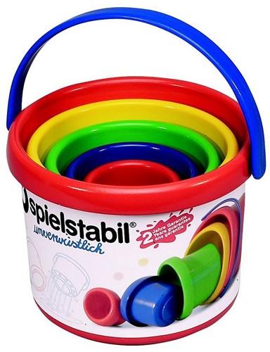Spielstabil 3502 Sandkastenspielzeug-Set