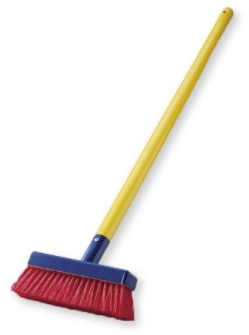 Spielstabil Street Broom