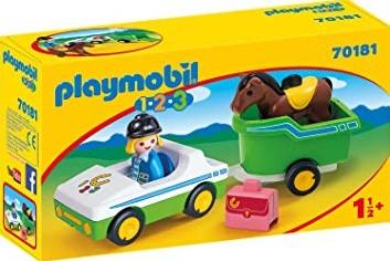 Playmobil 1.2.3 70181 Spielzeug-Set