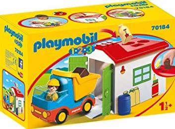 Playmobil 1.2.3 70184 Spielzeug-Set