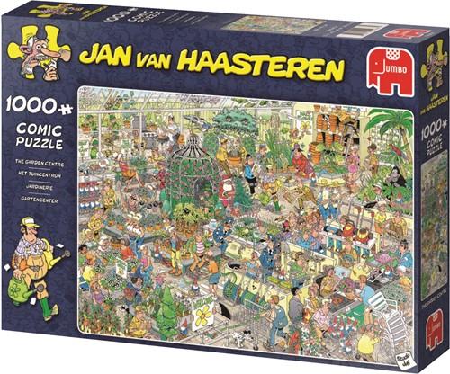 Jan van Haasteren The Garden Centre 1000 pcs Puzzlespiel 1000 Stück(e)