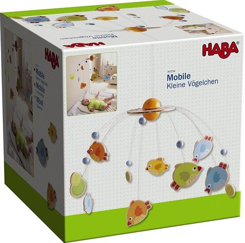 Haba Mobile Kleine Vögelchen-3