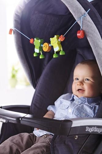 Haba Kinderwagenkette Froschfreunde-2