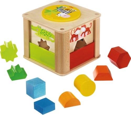 Haba Sortierbox Zootiere
