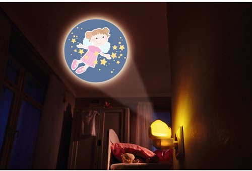 HABA Nachtlampje voor in het stopcontact Dromenbeschermengelen-2