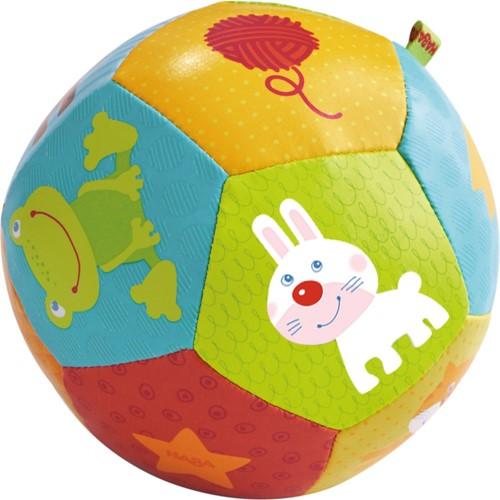Haba Babyball Tierfreunde