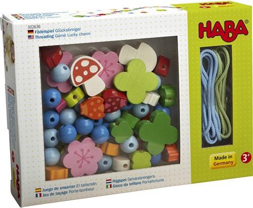 Haba Fädelspiel Glücksbringer-3