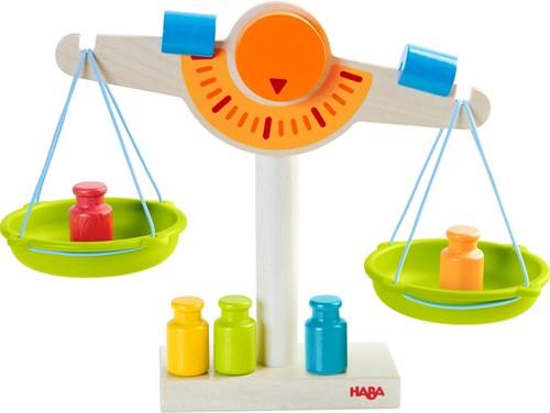 Haba Biofino Küchen Zubehör HABA-Kaufladen-Waage 302639