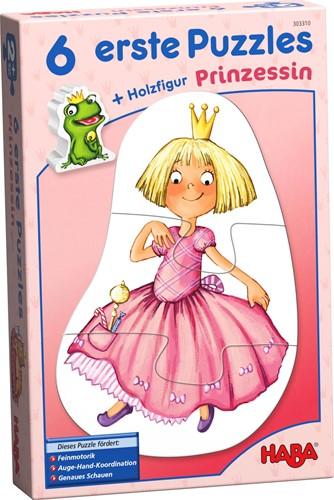Haba 6 erste Puzzles – Prinzessin