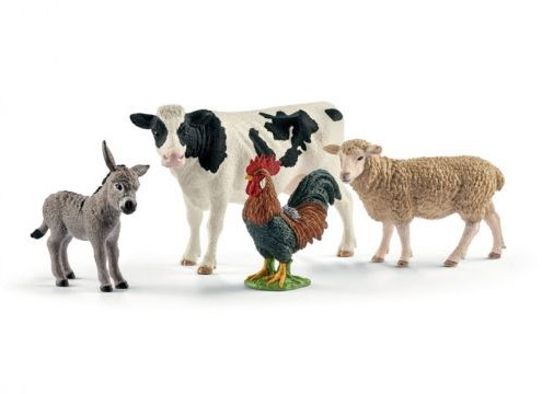 Schleich Farm Life Farm World Starter-Set