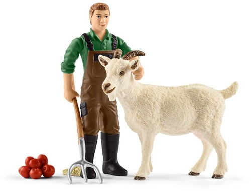 Schleich Farm Life 42375 Kinderspielzeugfiguren-Set