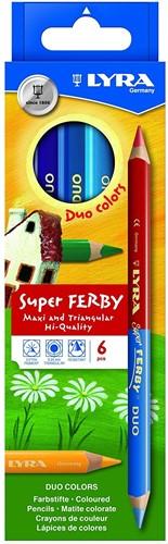 Lyra SUPER FERBY® DUO CARDBOARD BOX K06
