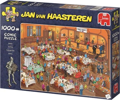 Jan van Haasteren Darts 1000 зсы Puzzlespiel 1000 Stück(e)