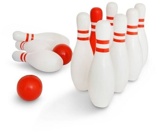BS Toys Holz Bowling