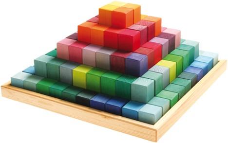 Grimm's - Große Stufenpyramide