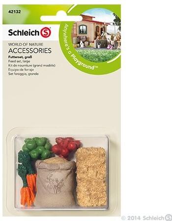 Schleich Farm Life Futterset gross 42132