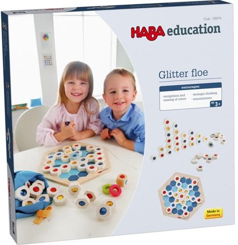 Haba Education - Mandala Puzzle Fish