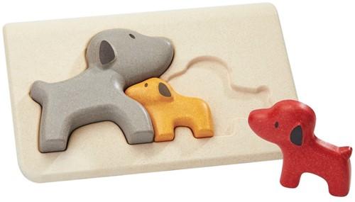 Plan Toys Hundepuzzle