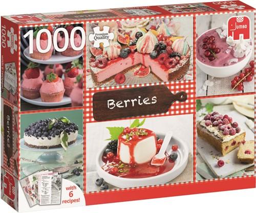 Premium Collection Berries 1000 pcs Puzzlespiel 1000 Stück(e)