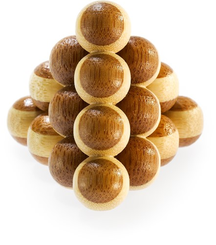 Eureka puzzel Cannon Balls*