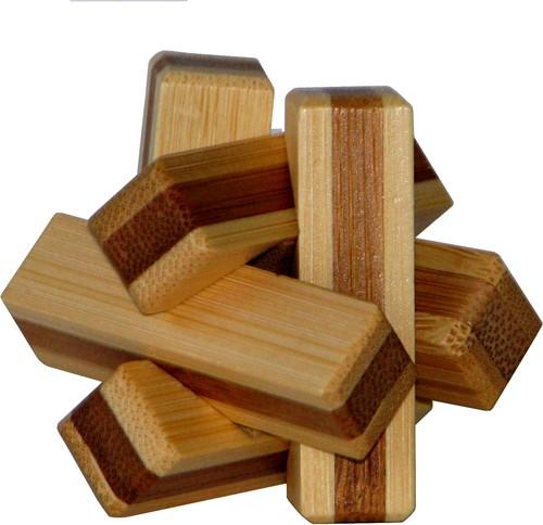 Eureka puzzel Firewood**