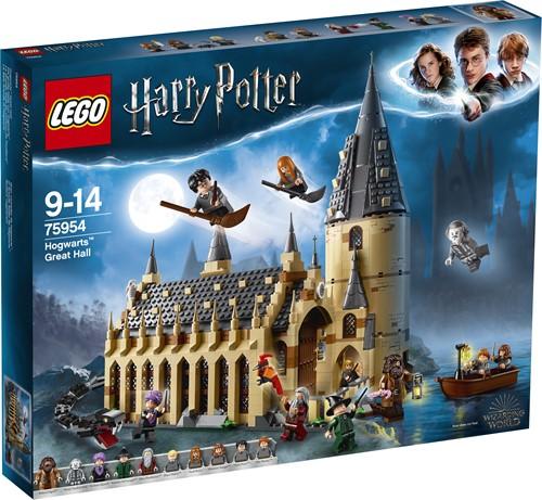 LEGO Harry Potter Die große Halle von Hogwarts - 75954
